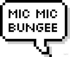 MUSIC BTS : MIC MIC BUNGEE ! by hslim