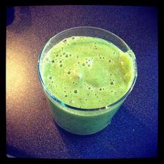Från utbrändhet till livslust: Enkel och effektiv grön smoothie