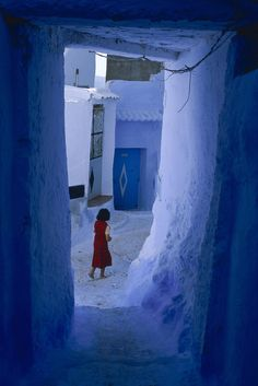 Morocco.Chefchaouen