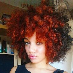 20 Red Natural Hair Colors You Cannot Miss This Summer