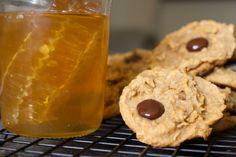 Chickpea Cookies!  I