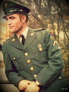 He looks so good in a uniform!... this one stole my heart and my soul. ... i need a army man. ... who looks this sexy!!