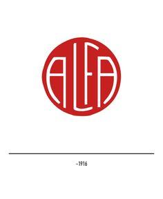 Marchio Alfa Romeo del 1916