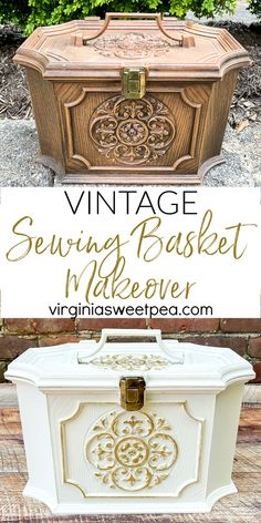 Home Crafts, Diy Home Decor, Diy Crafts, Dixie Belle Paint, Sewing Baskets, Funky Junk, Affordable Home Decor, Handmade Crafts, Repurpose