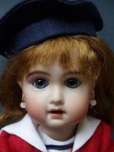 Beautiful Premiere Bleuette Doll Reproduction by Stephanie Ehmen Fine Quality | eBay