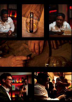 Zigarrentasting - Davidoff Nicaragua. Unvergesslicher Abend mit einem Zigarenroller aus der Dominikanischen Republik und frisch gerollten Köstlichkeiten.