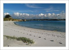 A lonely beach - Kerlouan, Bretagne
