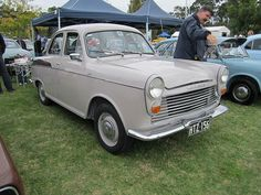 Morris Major Elite - I must have one some day (hopefully when i', 60 and wearing purple) Wearing Purple, Antique Cars, Nostalgia, Nice, Vintage Cars