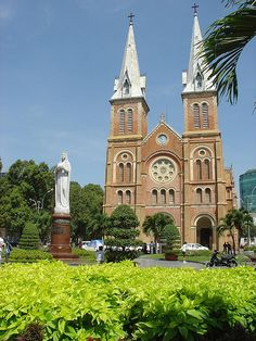 Dame Cathedral ~ Ho Chi Minh City, Vietnam