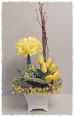 Lovely spring  arrangement