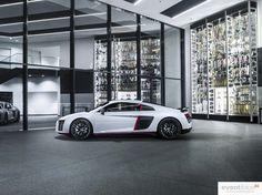 Sonderedition des Audi R8 Coupé V10 plus - http://eventfotos24.at/audi-r8-coupe-v10-plus/