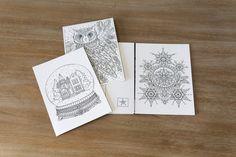 Winter Dreams 20 Postcards: Originally Published in Sweden as 'Vinterdrömmar'