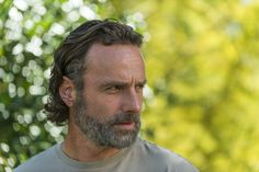 Andrew Lincoln as Rick Grimes- The Walking Dead _ Season 7, Episode 12 - Photo Credit: Gene Page