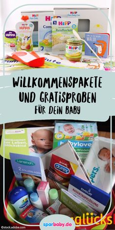 Welcome packages and free samples for your baby – Shaien . Willkomenspakete und Gratisproben für dein Baby Where exactly do I have to search and from whom do I actually get something in the end? Here we have listed where to find welcome packages. Bebe Video, Free Baby Samples, Baby Box, Baby Care Tips, Baby Supplies, First Time Moms, Free Baby Stuff, Babies Stuff, Baby Clothes Shops