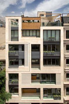 Khazar Residential Building / S-A-L Design Studio