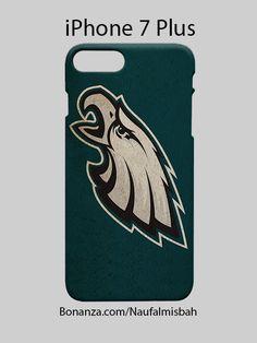 Philadelphia Eagles Custom iPhone 7 iPhone 7 PLUS Case Cover Wrap Around