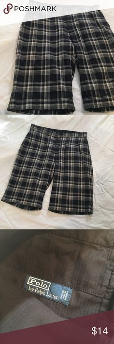 Polo Ralph Lauren Men's Size 33 Shorts Size 33 in Men's - 100% Cotton shorts, only worn twice! Polo by Ralph Lauren Shorts Cargo