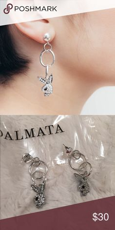 dalmata earrings sensitive ears customer support and delivery