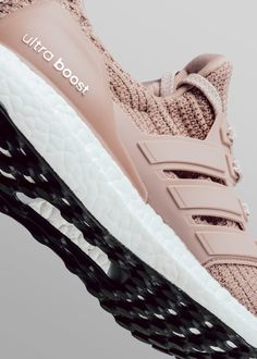 purchase cheap 4d077 fa9be Adidas Womens Ultra Boost 4.0  Ash Peach