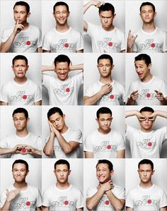 Joseph Gordon-Levitt...Actor, comedian, musician, you name it. No matter what he does, he's ALWAYS great at it.