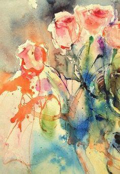 AQUALUNGA: fiori e ...auguri!!!