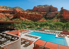 Sedona, AZ - Enchantment Resort is the leading Sedona resort and spa, renowned in Arizona and beyond. Whether its for a family vacation, couples getaway, or focus-driven executive meeting, the southwest resort and hotel offers an abundance of amenities with stunning views. This Sedona luxury resort combines the unique natural beauty of Arizona's red rocks with superb hotel accommodations, delicious dining, spa services and beautiful hiking trails all throughout Sedona.