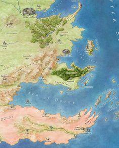 Fantastic Maps - Google+