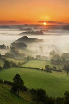 Beautiful Dorset England