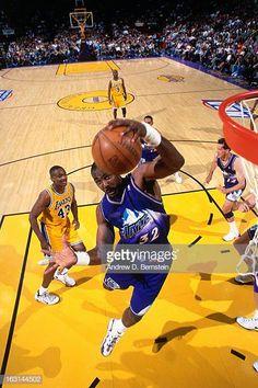 Karl Malone, Basketball Legends, Nba Basketball, Baskets, Utah Jazz, Los Angeles Lakers, Aba, Sport, Best Pictures