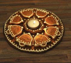 Halusin yhdistää kaksi jouluista asiaa - by Malla -- Piparkakku, Joulu, Gingerbread, Christmas
