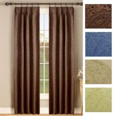Stunning Pinch Pleat Drapes For Your House pinch pleat drapes gabrielle thermal insulated foam back pinch pleat pair QUCFJNM Pinch Pleat Curtains, Pleated Curtains, Cotton Curtains, Velvet Curtains, Thermal Curtains, Panel Curtains, Blackout Curtains, Drapes And Blinds, Types Of Curtains