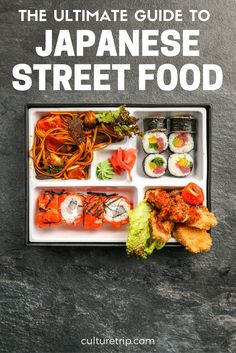 A Guide To Street Food In Japan