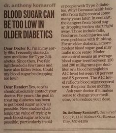 Blood sugar monitoring is an important component in diabetes management.