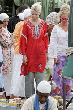 Jodie Kidd took her hens away to Marrakech for her hen party #HenBox #hen #do #bachelorette #supermodel #celebrity #celeb