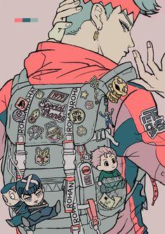 キツネ (@_ffoxx) / Twitter Jojo's Bizarre Adventure Anime, Jojo Bizzare Adventure, Jojo Anime, Jojo Parts, Fanart, Jojo Memes, Jojo Bizarre, Anime Manga, Anime Characters