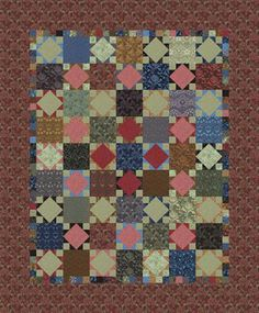 Morris Apprentice from Moda... the Cutting Table: New Free Patterns