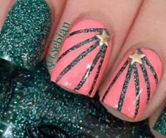 Amazing Nail Art | See more nail designs at http://www.nailsss.com/... | See more nail designs at http://www.nailsss.com/nail-styles-2014/