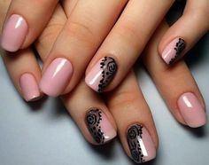 nails, fashion, and nail art εικόνα