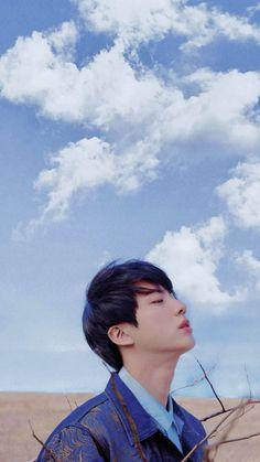 Not can look the sky - BTS - Seokjin, Kim Namjoon, Kim Taehyung, Foto Bts, Bts Photo, Jung Hoseok, K Pop, Bts Boys, Bts Bangtan Boy