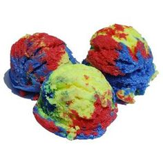 Superman Bath Fizzies Recipe
