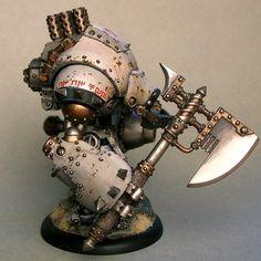 Khador Army Blog: Beginnings - Hand Cannon Online