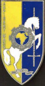 Insigne de Promotion SAUMUR ÉOR 103