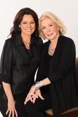 Cheryl Richardson and Louise L Hay ..amazing women