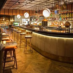 Oriole Bar, Farringdon, London