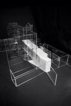 Architectural model - Patty Piturlea