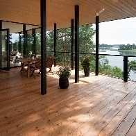SUMMER VILLA IV, Merimasku | Kesäasunnot ja saunat | Projektit | Arkkitehtitoimisto Haroma & Partners OY