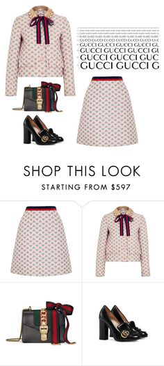 """""""gucci"""" by san-yay ❤ liked on Polyvore featuring Gucci"""