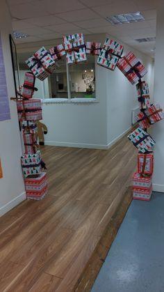 Christmas Decorations Crafts Ideas Arch DIY