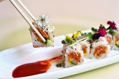 Opt for dinner at some of the restaurants plating up the best sushi in Philadelphia, where you can get nigiri, sashimi and more delicious Japanese fare Restaurant Plates, Philly Restaurants, Best Sushi, Philadelphia, Good Things, Japanese, Dinner, Eat