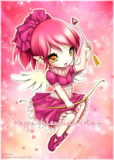 Valentine's Day by Hitana on deviantART